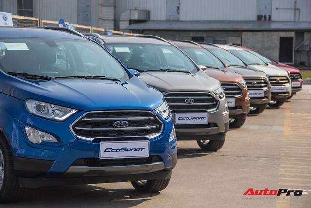 Cùng tầm giá, chọn Ford Ecosport 2018 lắp ráp hay Chevrolet Trax nhập - Ảnh 6.