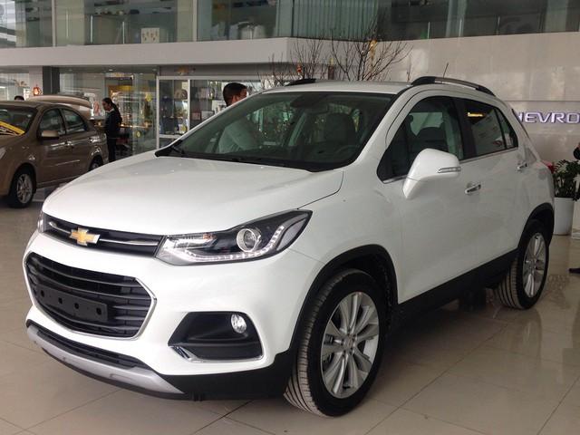 Cùng tầm giá, chọn Ford Ecosport 2018 lắp ráp hay Chevrolet Trax nhập - Ảnh 4.