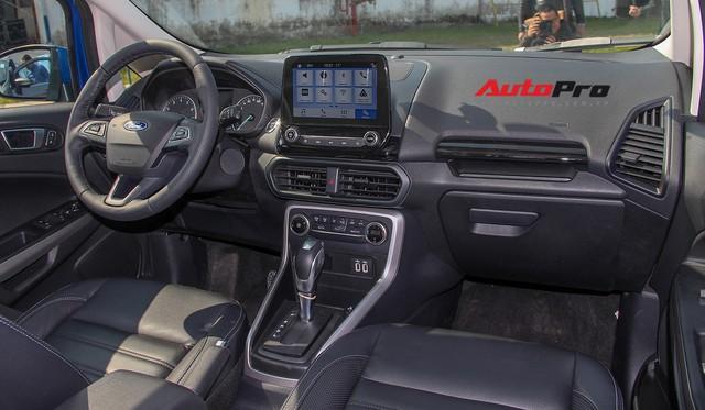 Cùng tầm giá, chọn Ford Ecosport 2018 lắp ráp hay Chevrolet Trax nhập - Ảnh 11.