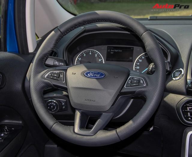 Cùng tầm giá, chọn Ford Ecosport 2018 lắp ráp hay Chevrolet Trax nhập - Ảnh 12.
