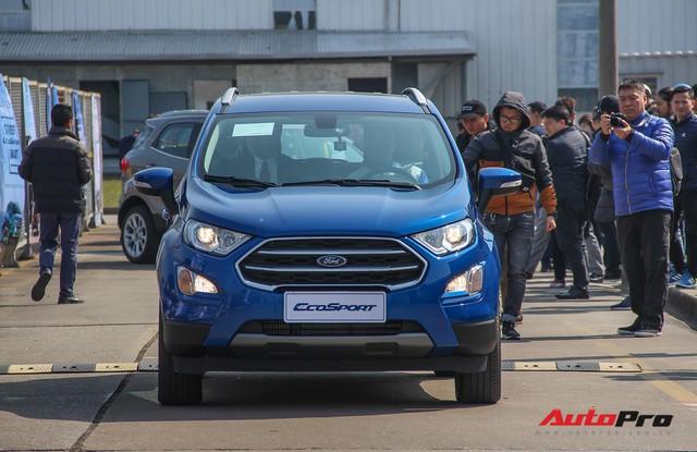 Cùng tầm giá, chọn Ford Ecosport 2018 lắp ráp hay Chevrolet Trax nhập - Ảnh 16.