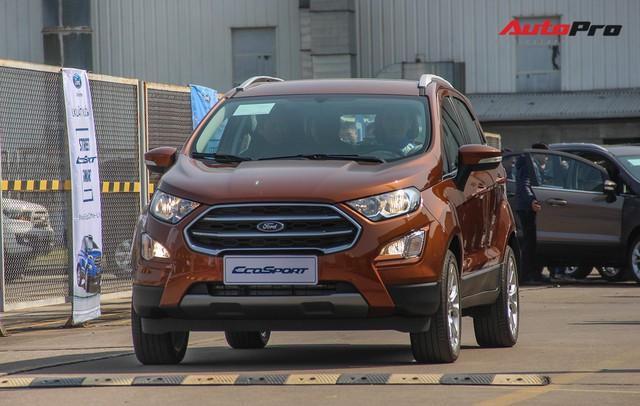 Cùng tầm giá, chọn Ford Ecosport 2018 lắp ráp hay Chevrolet Trax nhập - Ảnh 2.