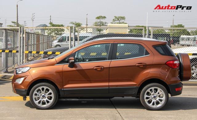 Cùng tầm giá, chọn Ford Ecosport 2018 lắp ráp hay Chevrolet Trax nhập - Ảnh 7.