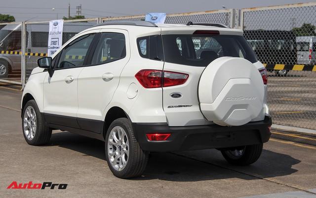 Cùng tầm giá, chọn Ford Ecosport 2018 lắp ráp hay Chevrolet Trax nhập - Ảnh 8.