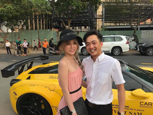 Bóng hồng duy nhất cầm lái BMW i8 tại hành trình siêu xe lớn nhất Việt Nam - Ảnh 1.