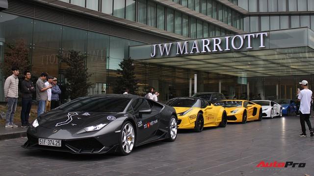 [Trực tiếp] Hành trình Car & Passion 2018: Đoàn siêu xe đã nghỉ chân tại khách sạn, sáng sớm mai sẽ về Hà Nội - Ảnh 36.
