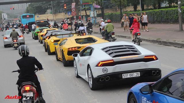 [Trực tiếp] Hành trình Car & Passion 2018: Đoàn siêu xe đã nghỉ chân tại khách sạn, sáng sớm mai sẽ về Hà Nội - Ảnh 34.