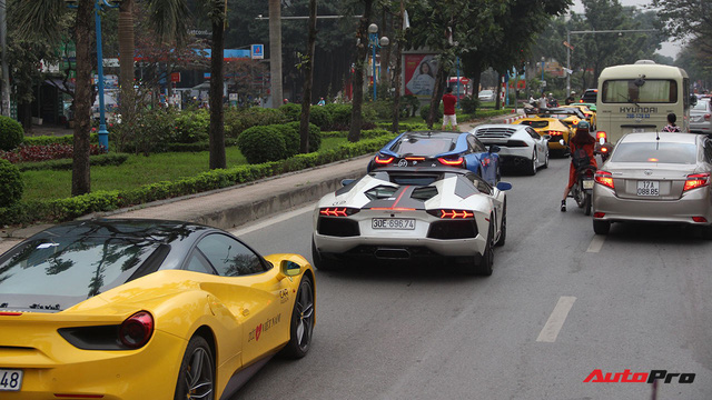 [Trực tiếp] Hành trình Car & Passion 2018: Đoàn siêu xe đã nghỉ chân tại khách sạn, sáng sớm mai sẽ về Hà Nội - Ảnh 31.