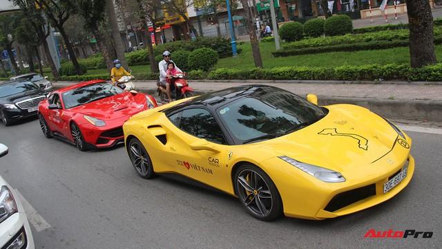 [Trực tiếp] Hành trình Car & Passion 2018: Đoàn siêu xe đã nghỉ chân tại khách sạn, sáng sớm mai sẽ về Hà Nội - Ảnh 30.