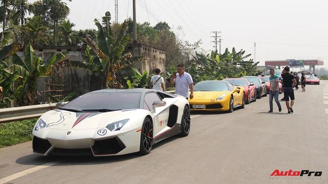 [Trực tiếp] Hành trình Car & Passion 2018: Đoàn siêu xe đã nghỉ chân tại khách sạn, sáng sớm mai sẽ về Hà Nội - Ảnh 16.