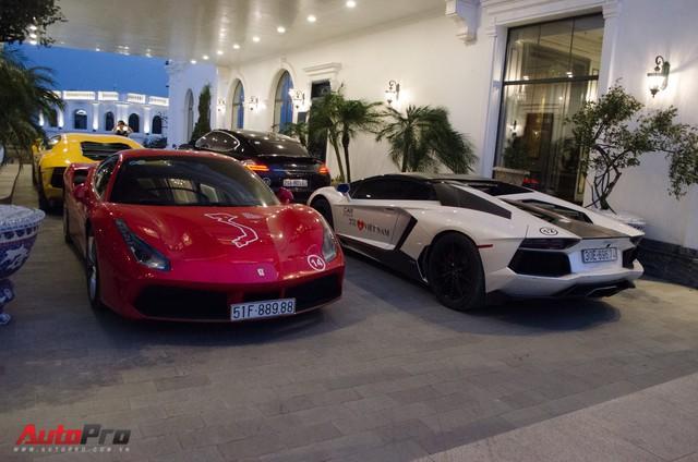 [Trực tiếp] Hành trình Car & Passion 2018: Đoàn siêu xe đã nghỉ chân tại khách sạn, sáng sớm mai sẽ về Hà Nội - Ảnh 4.