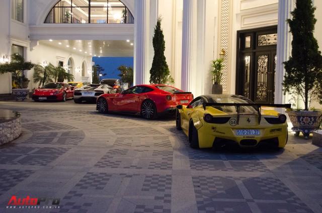 [Trực tiếp] Hành trình Car & Passion 2018: Đoàn siêu xe đã nghỉ chân tại khách sạn, sáng sớm mai sẽ về Hà Nội - Ảnh 3.