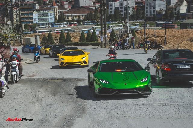 Xem siêu xe vượt ổ gà, băng đường trưởng trong ngày đầu của Car & Passion 2018 - Ảnh 3.