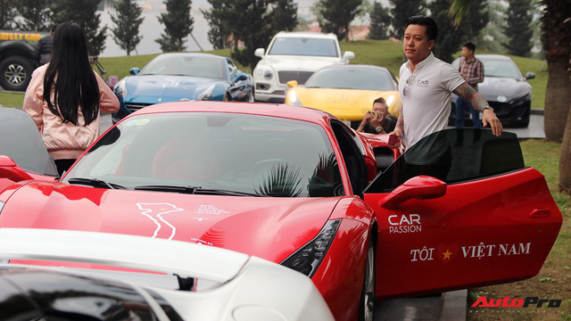 [Trực tiếp] Hành trình Car & Passion 2018: Đoàn siêu xe đã nghỉ chân tại khách sạn, sáng sớm mai sẽ về Hà Nội - Ảnh 39.