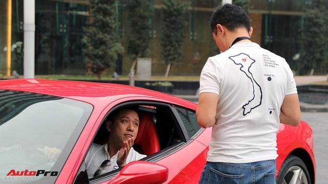[Trực tiếp] Hành trình Car & Passion 2018: Đoàn siêu xe đã nghỉ chân tại khách sạn, sáng sớm mai sẽ về Hà Nội - Ảnh 38.