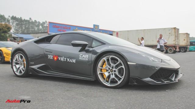 Xem siêu xe vượt ổ gà, băng đường trưởng trong ngày đầu của Car & Passion 2018 - Ảnh 39.