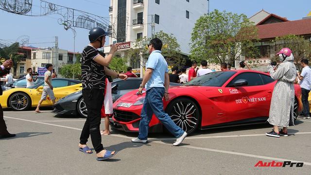 [Trực tiếp] Hành trình Car & Passion 2018: Đoàn siêu xe đã nghỉ chân tại khách sạn, sáng sớm mai sẽ về Hà Nội - Ảnh 15.