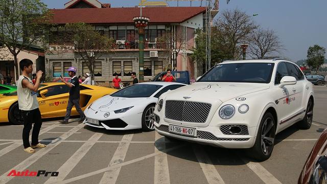 [Trực tiếp] Hành trình Car & Passion 2018: Đoàn siêu xe đã nghỉ chân tại khách sạn, sáng sớm mai sẽ về Hà Nội - Ảnh 12.