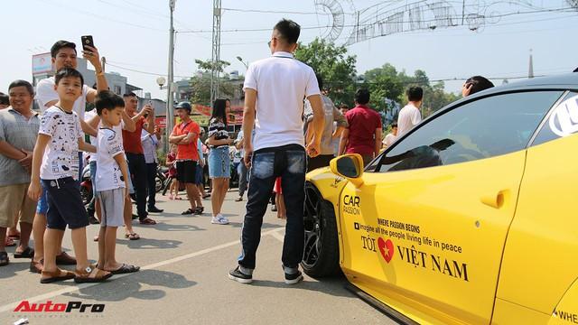 [Trực tiếp] Hành trình Car & Passion 2018: Đoàn siêu xe đã nghỉ chân tại khách sạn, sáng sớm mai sẽ về Hà Nội - Ảnh 11.