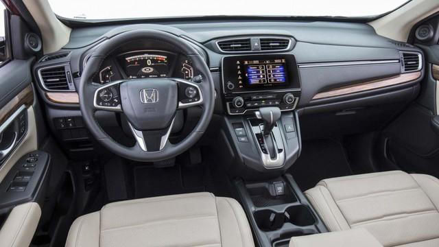Honda CR-V 2018 chính thức giảm 188 triệu đồng, về từ 958 triệu đồng - Ảnh 2.