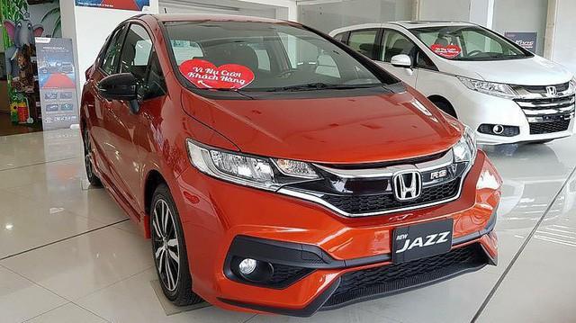 Cạnh tranh Toyota Yaris, Honda Jazz chốt giá từ 539 triệu đồng tại Việt Nam