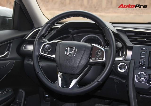 Giảm 140 triệu đồng, Honda Civic phiên bản mới tham vọng cạnh tranh Mazda3 - Ảnh 15.