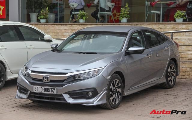Những mẫu xe cùng tầm giá 758 triệu như Honda Civic 1.8E tại Việt Nam - Ảnh 1.