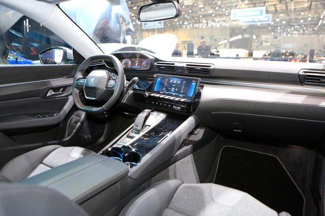 Ảnh thực tế Peugeot 508 thế hệ mới - Ảnh 2.