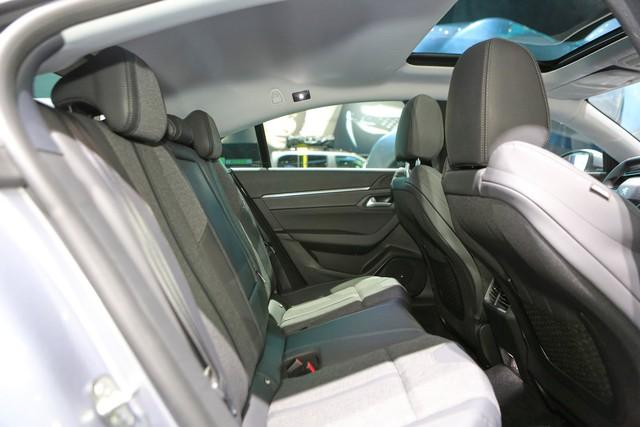 Ảnh thực tế Peugeot 508 thế hệ mới - Ảnh 4.