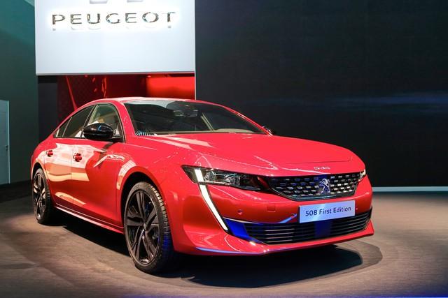 Đẩy hàng tồn, Peugeot 508 giảm giá kỷ lục, xuống nước trước Toyota Camry và Honda Accord mới - Ảnh 3.