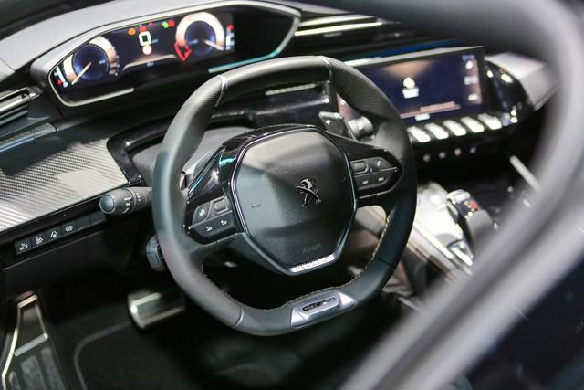 Ảnh thực tế Peugeot 508 thế hệ mới - Ảnh 3.