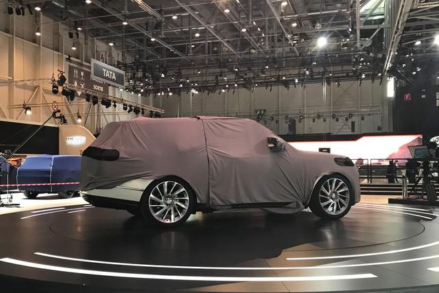 Range Rover SV Coupe - SUV hai cửa hoàn toàn mới - Ảnh 1.