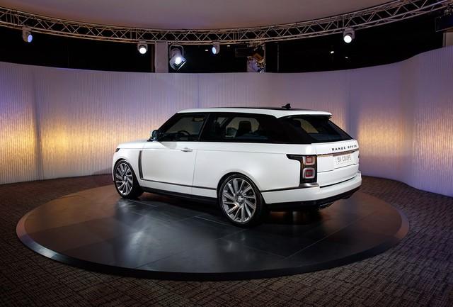 Range Rover SV Coupe - SUV hai cửa hoàn toàn mới - Ảnh 2.