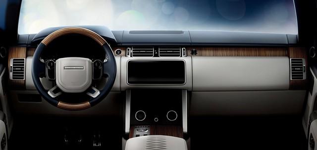 Range Rover SV Coupe - SUV hai cửa hoàn toàn mới - Ảnh 4.