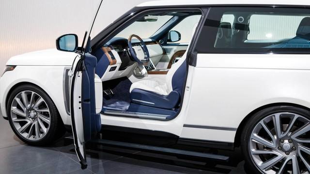 Chi tiết Range Rover hai cửa hoàn toàn mới giá gần 300.000 USD - Ảnh 2.