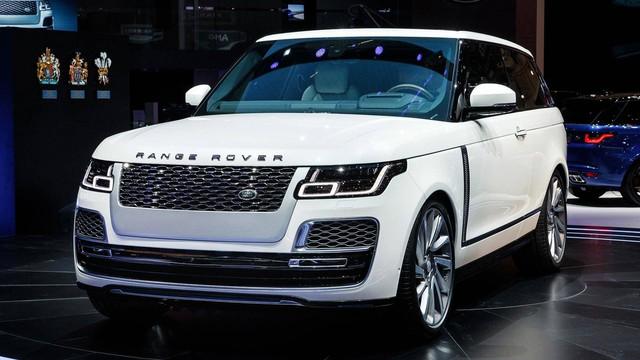 Chi tiết Range Rover hai cửa hoàn toàn mới giá gần 300.000 USD - Ảnh 3.