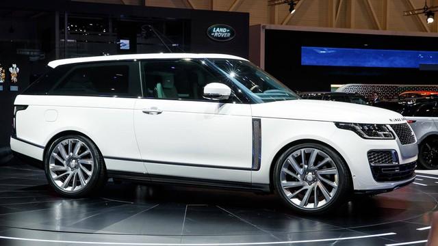 Chi tiết Range Rover hai cửa hoàn toàn mới giá gần 300.000 USD - Ảnh 4.