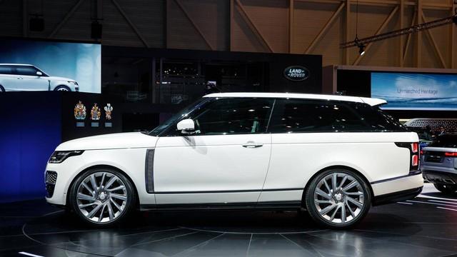 Chi tiết Range Rover hai cửa hoàn toàn mới giá gần 300.000 USD - Ảnh 5.
