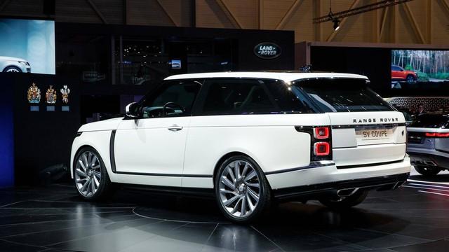 Chi tiết Range Rover hai cửa hoàn toàn mới giá gần 300.000 USD - Ảnh 6.