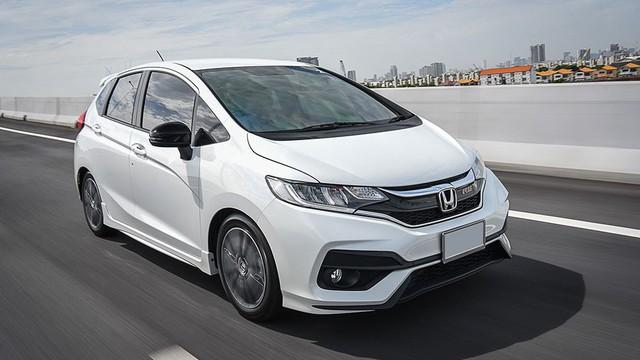 Cùng nhập khẩu và ngang giá, chọn Honda Jazz hay Toyota Yaris?