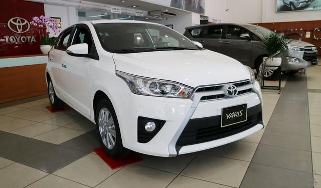 Cùng nhập khẩu và ngang giá, chọn Honda Jazz hay Toyota Yaris? - Ảnh 2.