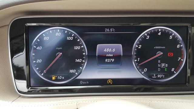 Đi hơn 15.000km, Mercedes-Benz S400 2015 được rao bán lại giá 3,1 tỷ đồng - Ảnh 12.