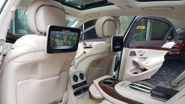 Đi hơn 15.000km, Mercedes-Benz S400 2015 được rao bán lại giá 3,1 tỷ đồng - Ảnh 11.
