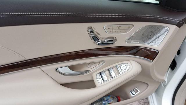Đi hơn 15.000km, Mercedes-Benz S400 2015 được rao bán lại giá 3,1 tỷ đồng - Ảnh 9.