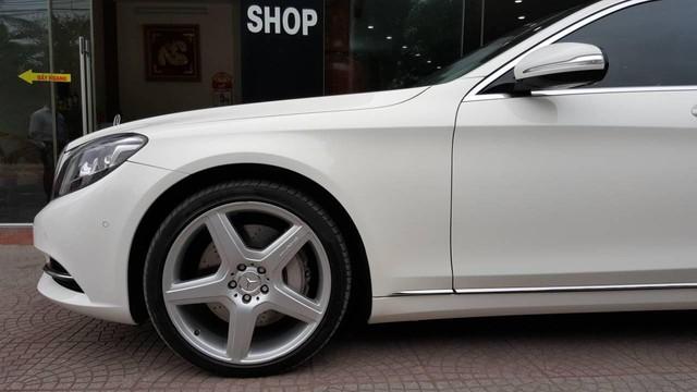 Đi hơn 15.000km, Mercedes-Benz S400 2015 được rao bán lại giá 3,1 tỷ đồng - Ảnh 3.