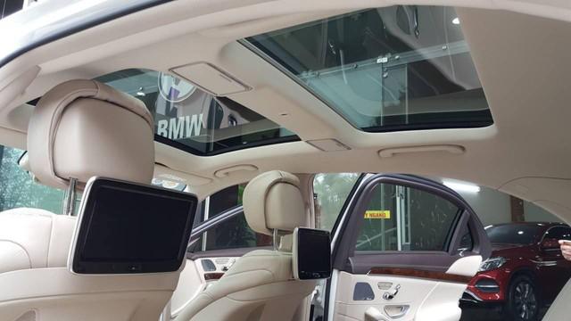 Đi hơn 15.000km, Mercedes-Benz S400 2015 được rao bán lại giá 3,1 tỷ đồng - Ảnh 8.