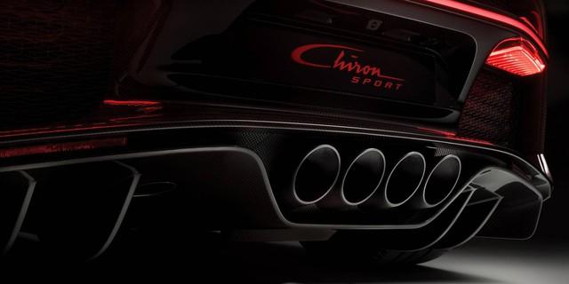Bugatti Chiron thêm phiên bản mới: Giảm trọng lượng, thay giảm xóc và tút tát thiết kế - Ảnh 13.
