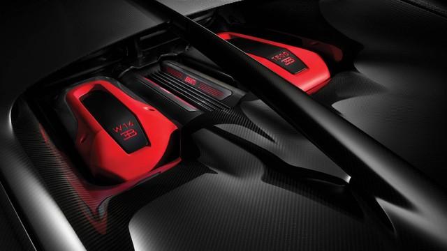 Bugatti Chiron thêm phiên bản mới: Giảm trọng lượng, thay giảm xóc và tút tát thiết kế - Ảnh 11.