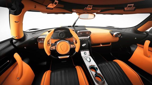 Đại lý tư nhân nhận đặt hàng siêu phẩm Koenigsegg Regera, giá từ 115 tỷ đồng - Ảnh 3.
