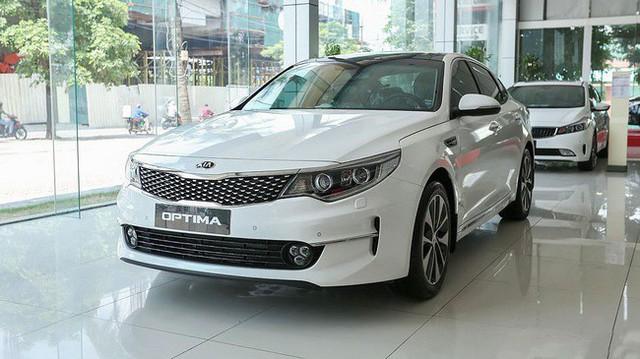 Những mẫu xe cùng tầm giá 758 triệu như Honda Civic 1.8E tại Việt Nam - Ảnh 11.